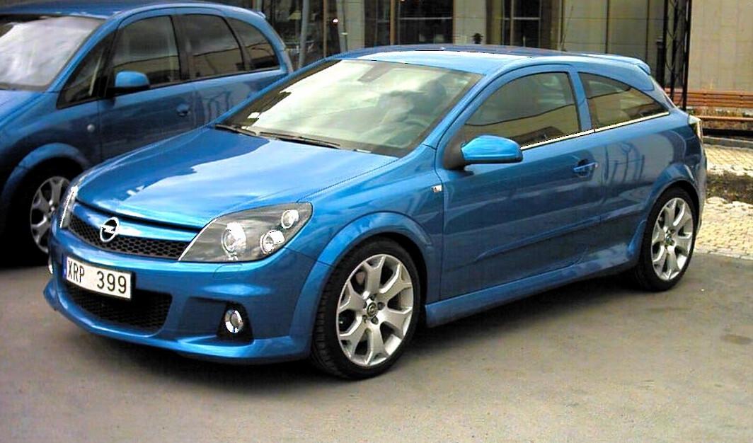 Nuomonė apie Opel Astra