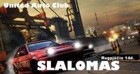 United Auto Club gimtadienio SLALOMAS