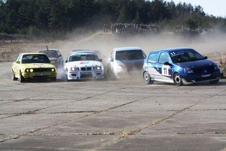 Mini žiedinių lenktynių V etapas 2010.09.11