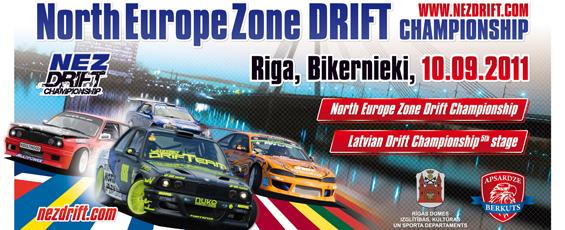 NEZ Drift Championship – Latvija 09-09