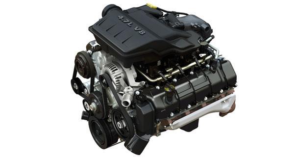 10 geriausių variklių