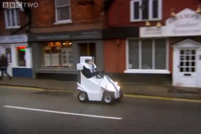 Mažiausias pasaulyje automobilis