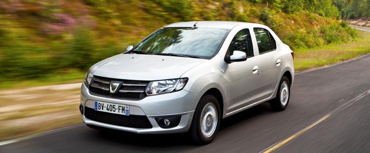 Dacia Logan – beveik pigiausias automobilis Lietuvoje