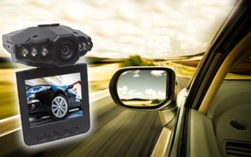 Automobilinės kameros (vaizdo registratoriai)