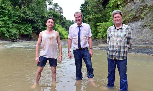 TopGear su Jeremy Clarkson startuos po Amazon sparnu su nerealiu biudžetu