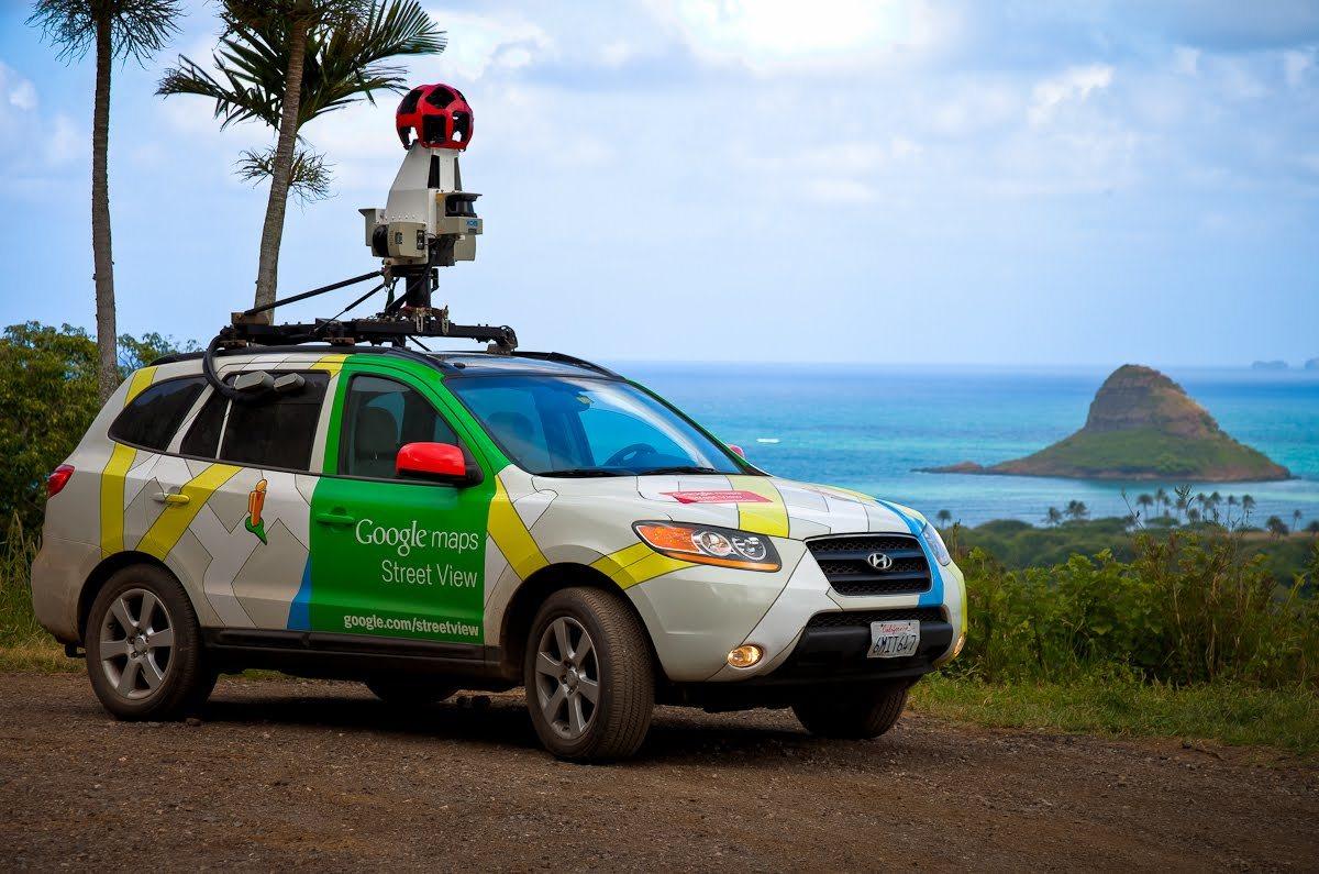 Google Street View – vėl Lietuvoje