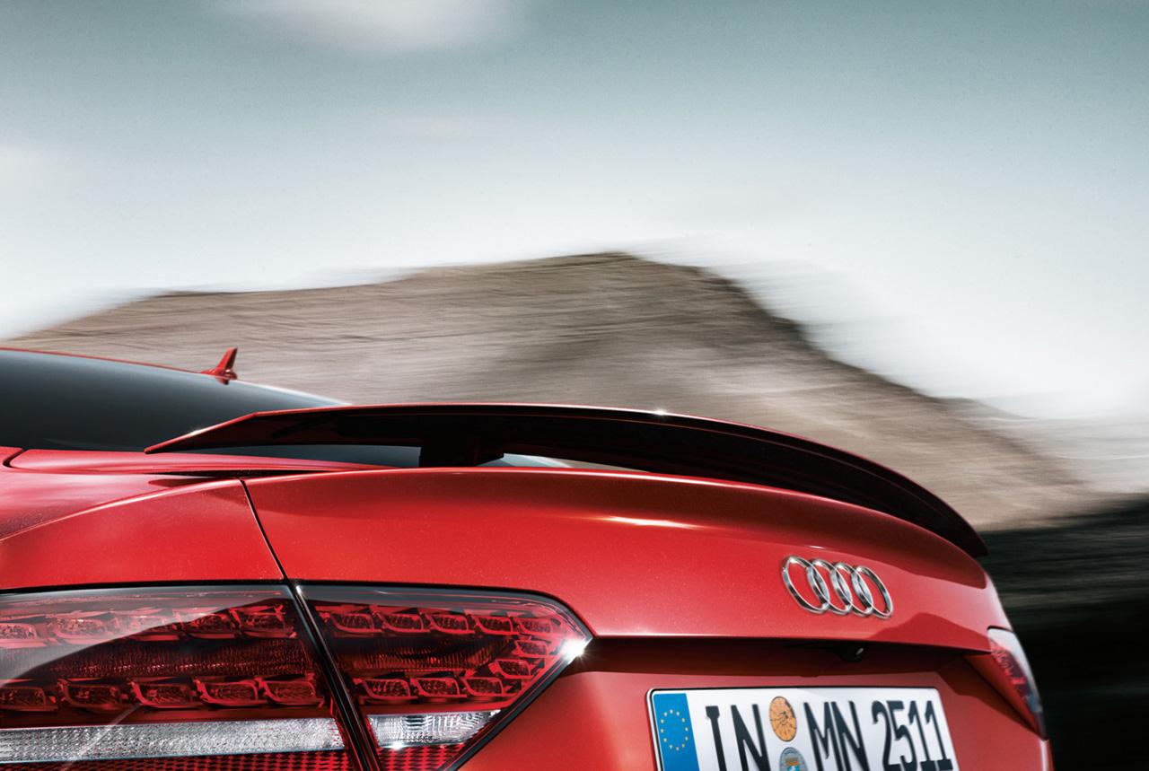 Naujoji Audi RS5