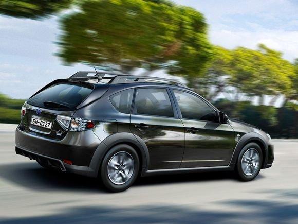 """""""Subaru"""" pristatė naujieną – """"Impreza XV crossover"""""""