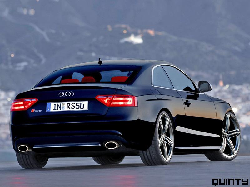 Audi atsakas Bmw M3