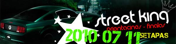 Street King | Orientacinės varžybos