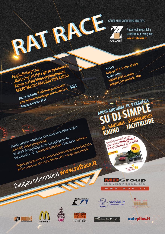 RAT RACE 2010.09.24