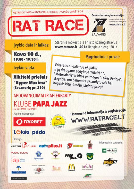 Rat Race 2011.03.10