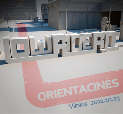 Lowrider.lt Orientacines 2011.10.23 Vilnius