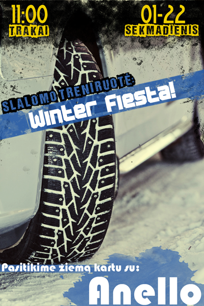 2012-01-22 WINTER FIESTA! – Trakai