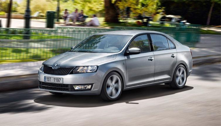 """Pradedama naujųjų """"Škoda Rapid"""" masinė gamyba"""