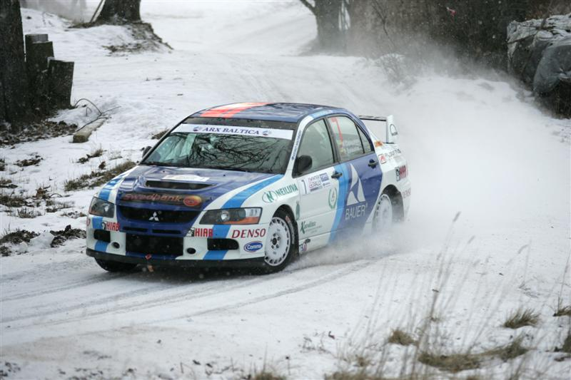 """Mažiau nei mėnuo liko iki tradicinio žiemos ralio """"Halls Winter Rally 2013"""""""