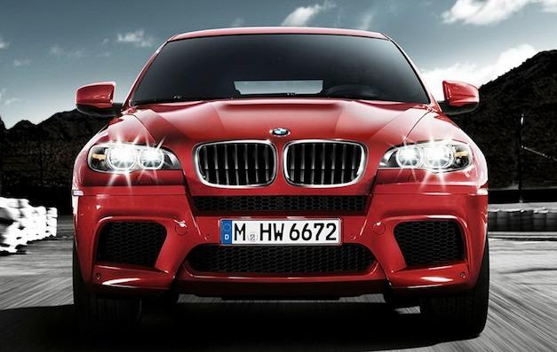 Naujasis BMW X6 bus agresyvesnis