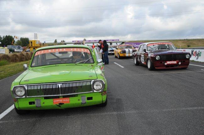"""1000 km lenktynių trasa skries ir paturbinta """"Volga"""""""