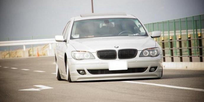 Gali atsirasti BMW M7