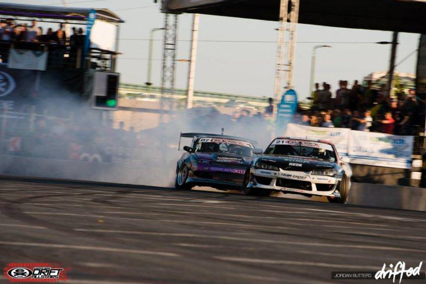 Drift Allstars 2015  Rugpjūčio 29-30d.