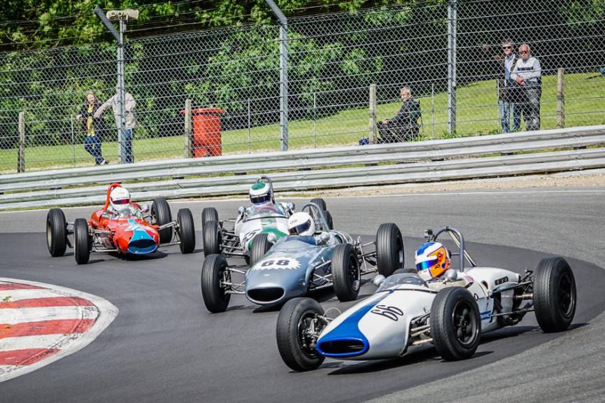 Formula Junior – Birželio 3 d. – Kačerginė