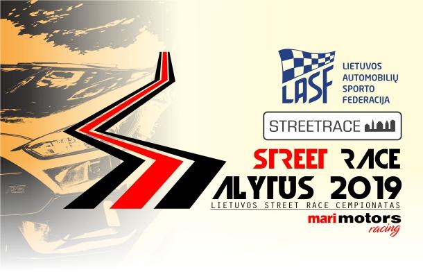 Lietuvos automobilių STREET RACE čempionato I etapas