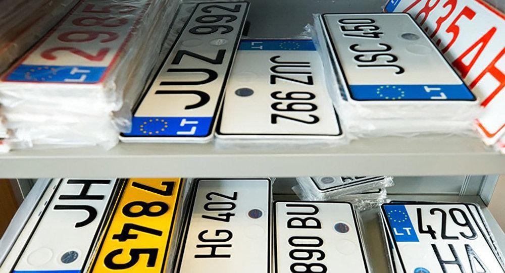 Nauja kai kurių automobilių registravimo tvarka nuo 2019-04-01