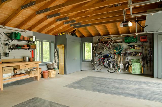 Garažo atnaujinimas: išbandykite vasariškas automobilių alternatyvas!