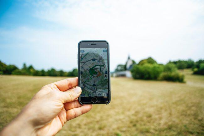 GPS Sekimo Prietaisas